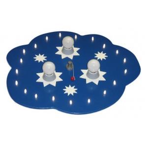 Elobra Sternenwolke LED 3/20 Dunkelblau