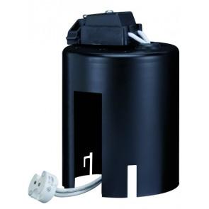 Einbautopf für Alu Zinc EBL 35W 12V