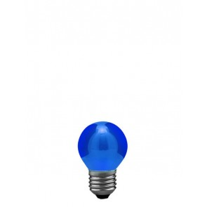 E27 0,6W, blau