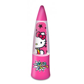 Hello Kitty Uni Glitzer LED