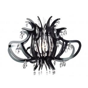 Lillibet, Ø 66 cm, Schwarz