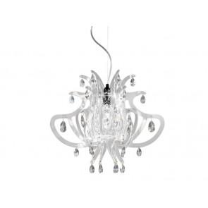 Lillibet Mini, Ø 38 cm, transparent