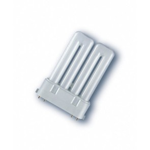 Leuchtenzentrale Osram Dulux F 18W 2G10 / 840 (Kaltweiss)
