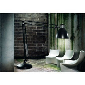 The Great Jj Floor Lamp Glossy Black E27