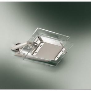Trecentosessantagradi 120 G9 Wall-Ceil Chrome