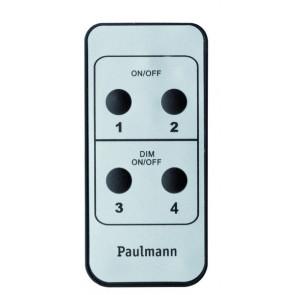 URail PIR Rail-Switch Tiefe 8,5 cm chrom rechteckig