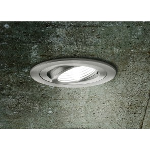 Sd-903 Recessed Spot Gu5,3 Brushed Aluminium
