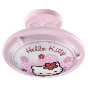 Hello Kitty, Ø 35 cm, Rosa