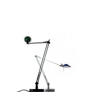 Luceplan Berenice, 60 cm, Tischfuß, schwarz