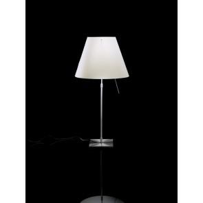 Costanza Table Schwarz (ohne Schirm), 76-110 cm, Sensordimmer