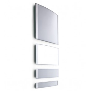 Strip, 74x10,5 cm, weiß