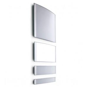 Strip, 74x18,6 cm, alu lackiert, 2x24W