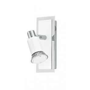 Eridan, 1-flammig, inkl LED, weiß