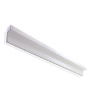Luceplan Any, 38 cm, weiß, 2G11