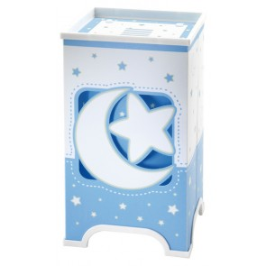 Moonlight, Höhe 21,5 cm, Blau