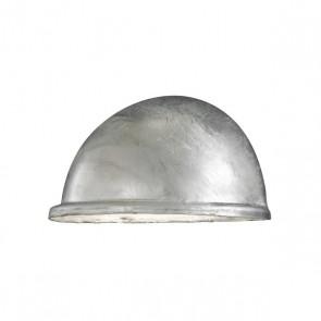 Torino, 20 x 10 cm, galvanisierter Stahl