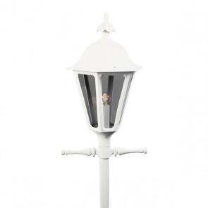 Pallas, 1-flammig, Weiß