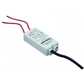 VDE Profi Elektroniktrafo max.10-50W 230V 50VA Weiß