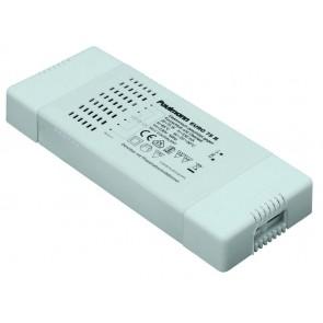 VDE Euro Flat Elektroniktrafo max.20-70W 230V 70VA Weiß