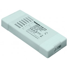 Paulmann VDE Euro Flat Elektroniktrafo max.35-105W 230V 105VA Weiß