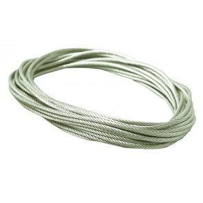 Paulmann Wire System Light&Easy Spannseil nicht isoliert 10m 4qmm Verzinn