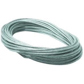 Paulmann Wire System Sicherheits-Spannseil isoliert 12m 4qmm K
