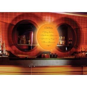 Lounge LED Pro, Farbwechsel, Höhe 18 cm, Ø 84 cm, inkl Glasplatte