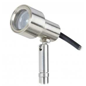 schegoLUX Mini Länge 5 cm chrom 1-flammig zylinderförmig