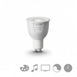 GU10 White & Color Ambiance, Erweiterung, 350 lm, 2.000-6.500 K