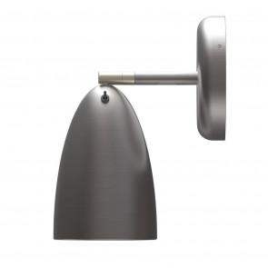 Nexus, LED, schwenkbar, gebürsteter Stahl