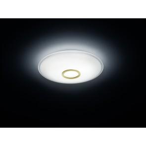 Nuno, dimmbar, inkl LED, mattmessing