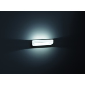 Helestra Onno, 7 x 30 cm, inkl LED, mattweiß