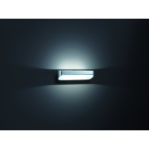Onno, 7x 30 cm, inkl LED, aluminiumfarben