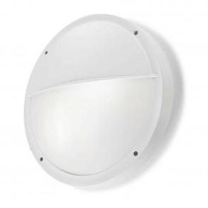 Opal Ø 30 cm weiß 1-flammig rund