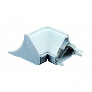 Function Corner Profil Inside Edge 2er Pack Grau Kunststoff