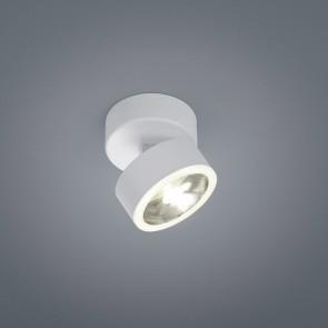 PAX Deckenleuchte, mattweiß, LED, 1x8 W, 2900 K, 720 lm
