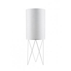 PD2 Floor Lamp, White shade
