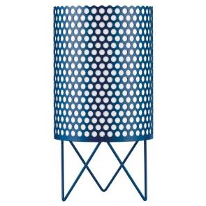 ABC Table Lamp, Blue shade