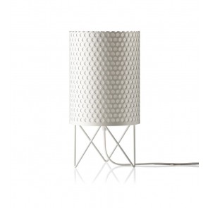 ABC Table Lamp, White shade
