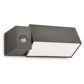 LED Außenwandleuchte mit Bewegungsmelder
