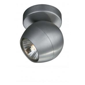 Planet Ø 8 cm metallisch 1-flammig kugelförmig B-Ware