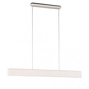Dolinea, Breite 104,9 cm, 3-flammig, weiß