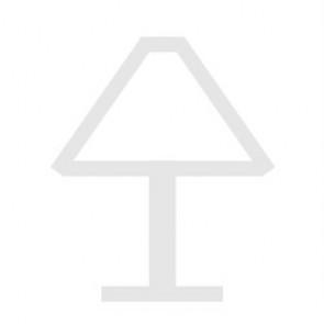 Artois Uni Länge 99 cm braun 2-flammig rund