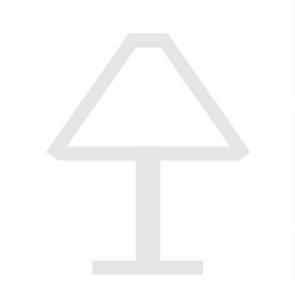 DOMO DL 8201, Lack weiss matt, dimmbar