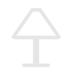 SHINE LED 5x22,5 grau schmal Echtwachs mit Timer, Fernbedienung exkl.