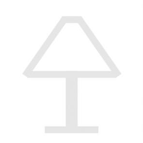 SHINE LED Kerze 7,5x12,5 grau Echtwachs mit Timer, Fernbedienung exkl.