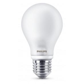 LED Classic, E27, 4,5 W, 470 lm, 2700K, weiß-matt
