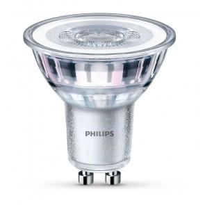 LED GU10 (PAR16), 4,6W (ersetzt 50W), warmweiß, nicht dimmbar