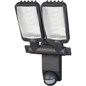 Brennenstuhl Duo Premium City LV5405 PIR IP44 mit IR-Bewegungsmelder