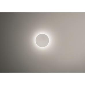 Puck Wall Art 5461, 1-flammig, Ø 38 cm, weiß matt